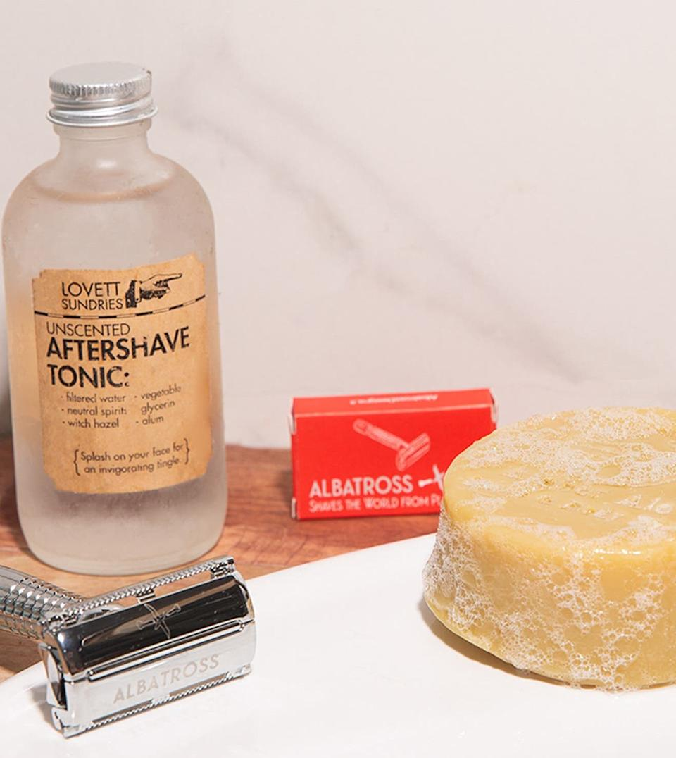 Zero Waste Shave Kit. Image via Nordstrom.