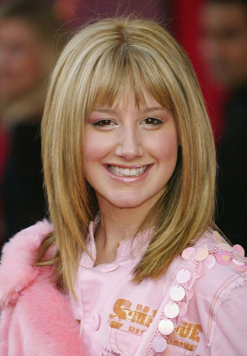 "<p>Tisdale debuted a spunky blonde hairdo after <a href=""https://www.seventeen.com/celebrity/movies-tv/a31886/things-you-never-knew-about-the-suite-life-of-zack-and-cody/"" rel=""nofollow noopener"" target=""_blank"" data-ylk=""slk:earning the role of Maddie Fitzpatrick"" class=""link rapid-noclick-resp"">earning the role of Maddie Fitzpatrick</a> on Disney. She must have liked it, because the actress has remained blonde long after the show ended. </p>"