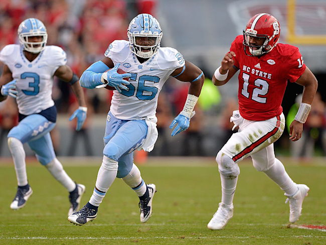 unc nc state football
