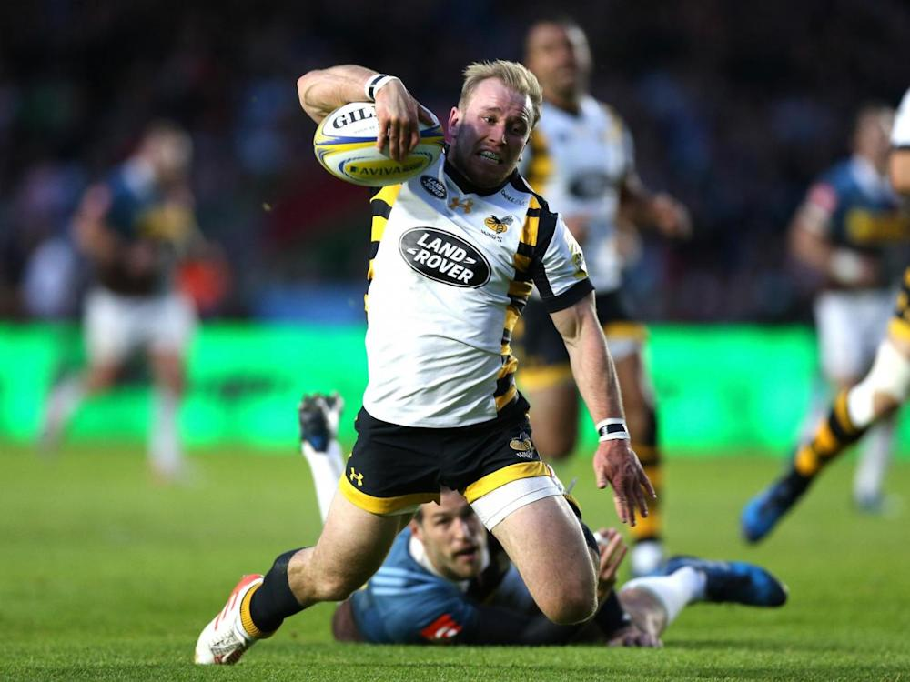 Robson gave Wasps an early lead (Getty)
