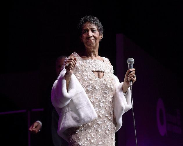 Aretha last performed in November 2017