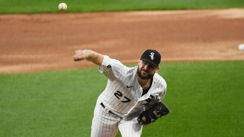 White Sox's Lucas Giolito throws first no-hitter of career — and 2020 — against Pirates