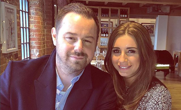 Protective: Dani revealed her father's words of warning: @Danidyerxx Instagram