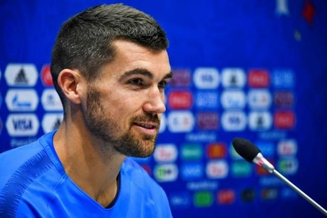 Australia goalkeeper Mat Ryan has brought a huge family contingent with him to Russia