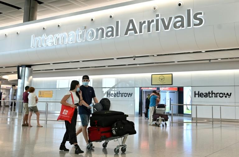 UK adds France, Netherlands to travel quarantine list