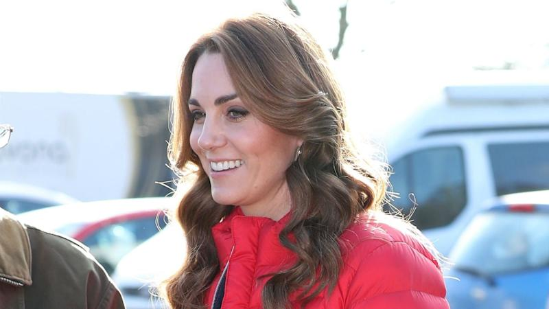 Kate Middleton Announces New Royal Patronage With Holiday Outing