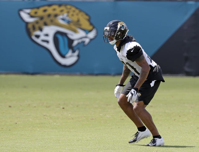 Jaguars cornerback A.J. Bouye had six interceptions last season on his way to being named All-Pro. (AP)