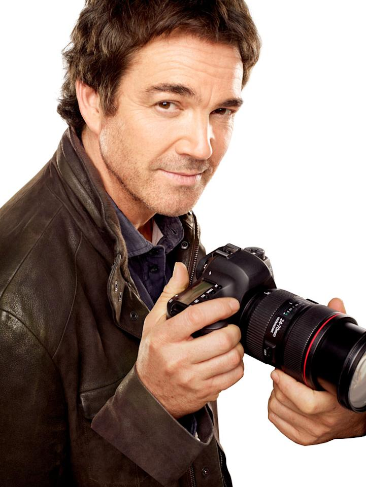 "Jon Tenney as Sean King in ""King & Maxwell"" Seaon 1."