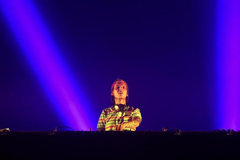 Swedish DJ, remixer, record producer and singer Tim Bergling, better known by his stage name 'Avicii', has died (AFP/Getty Images)