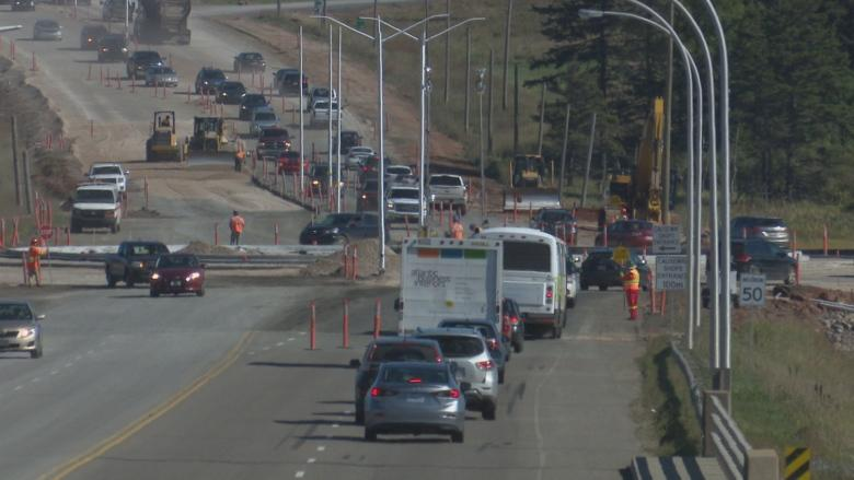 More Cornwall bypass construction to begin Saturday, continue through the week