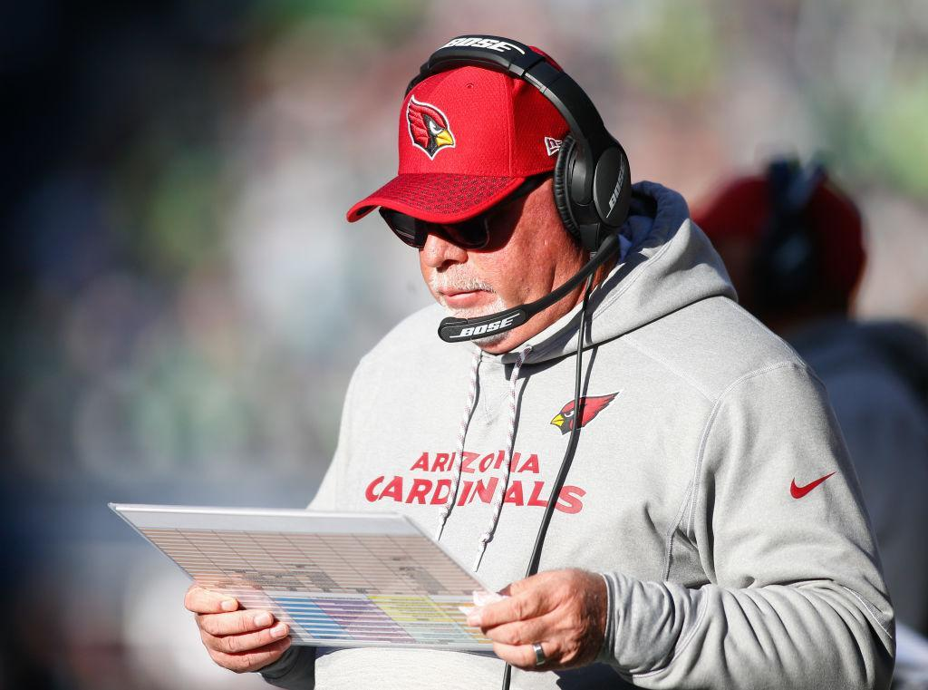 Could Bruce Arians return to the sidelines? (Getty)