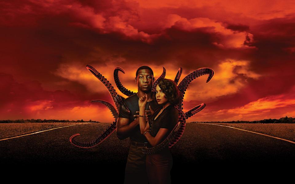 Jonathan Majors and Jurnee Smollett star in Lovecraft Country - HBO