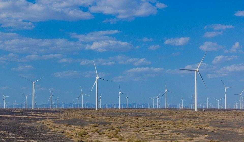 China plans to link the reactors with wind and solar plants to power the country's more densely populated areas. Photo: Shutterstock