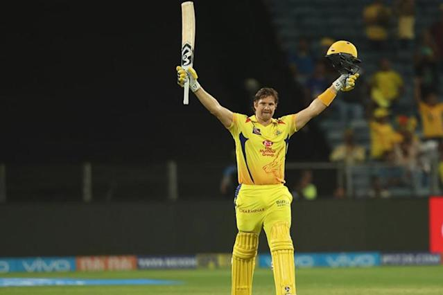 Chennai Super Kings completed a fairytale comeback to the Indian Premier League by clinching their third title after defeating Sunrisers Hyderabad by 8 wickets in the final on Sunday, in front of a packed Wankhede Stadium.