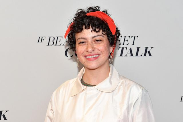 Alia Shawkat (Photo by Dia Dipasupil/Getty Images)