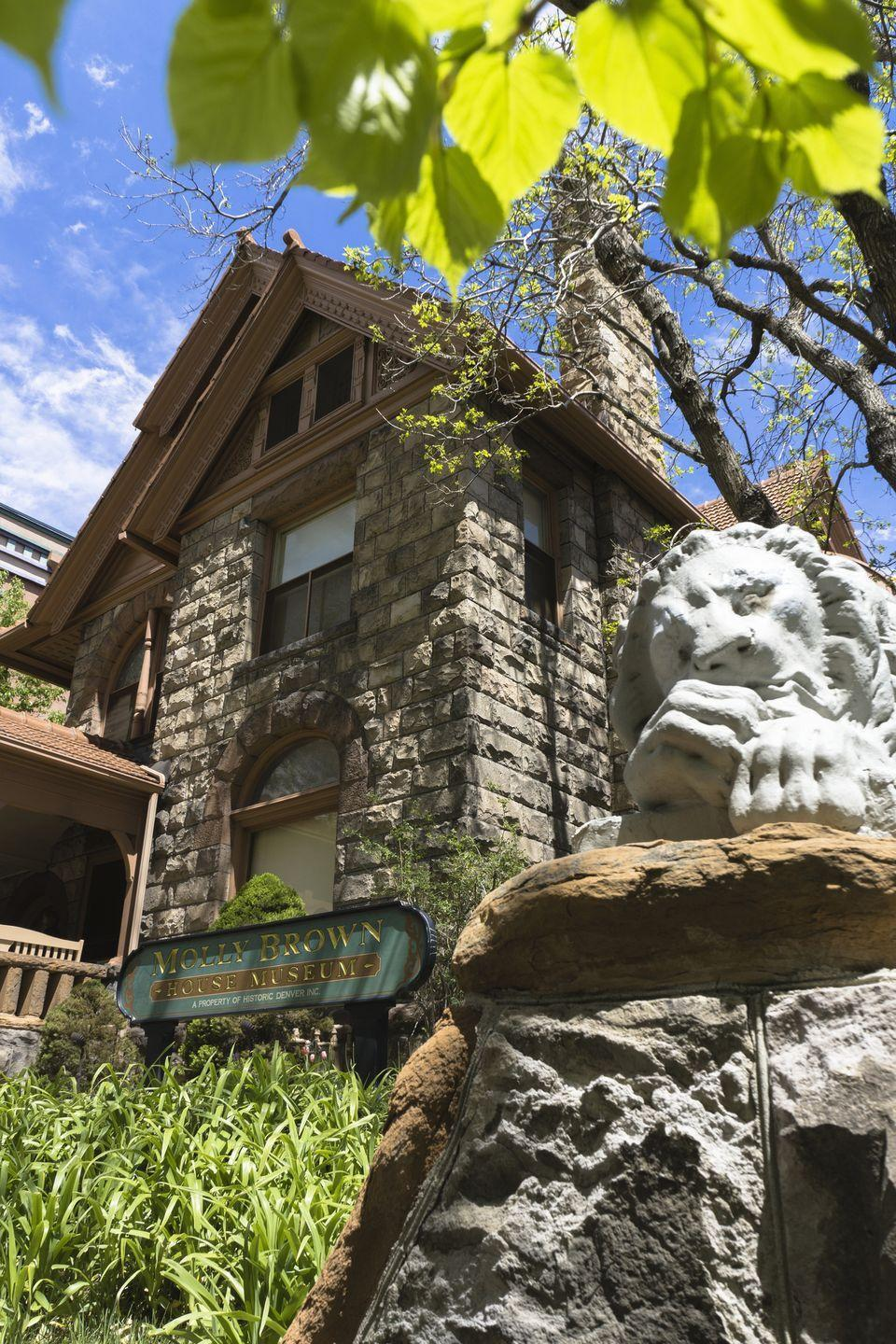 """<p>For a twilight ghost tour of the Mile High City, you'll want to check out this two-hour option, during which you'll travel between Sheedy Mansion and Poets Row, among other creepy spots, while listening to tales of unsolved mysteries and murders. </p><p><a class=""""link rapid-noclick-resp"""" href=""""https://go.redirectingat.com?id=74968X1596630&url=https%3A%2F%2Fwww.tripadvisor.com%2FAttractionProductReview-g33388-d14965993-Twilight_Ghost_Tour-Denver_Colorado.html&sref=https%3A%2F%2Fwww.redbookmag.com%2Flife%2Fg37623207%2Fghost-tours-near-me%2F"""" rel=""""nofollow noopener"""" target=""""_blank"""" data-ylk=""""slk:LEARN MORE"""">LEARN MORE</a></p>"""