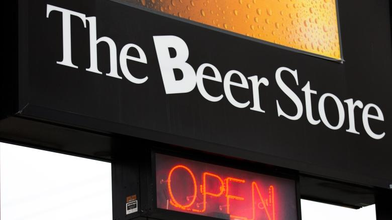 Grocery stores, craft breweries behind declining Beer Store profits: expert