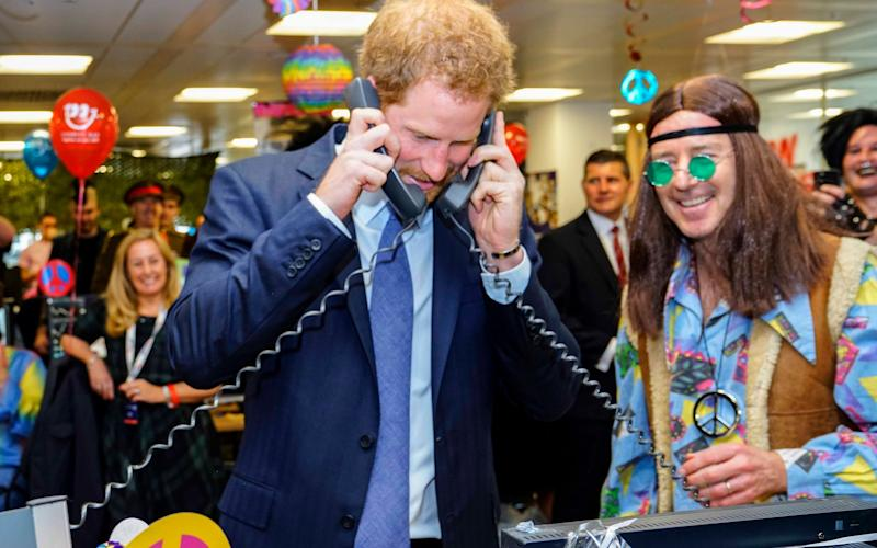 TP Icap, known for its charity days which have included celebrities such as Prince Harry, conceded that exceptional costs were 'unlikely to abate' in 2018 - Robin Bell 07880742580