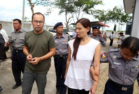 TRT World crew released from Myanmar prison