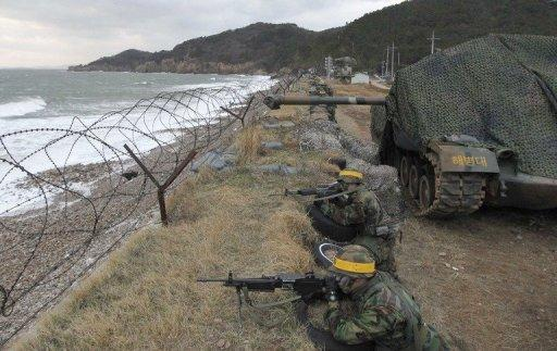 Since the Yeonpyeong shelling in 2010, South Korea has increased troop numbers and upgraded its defences in the area