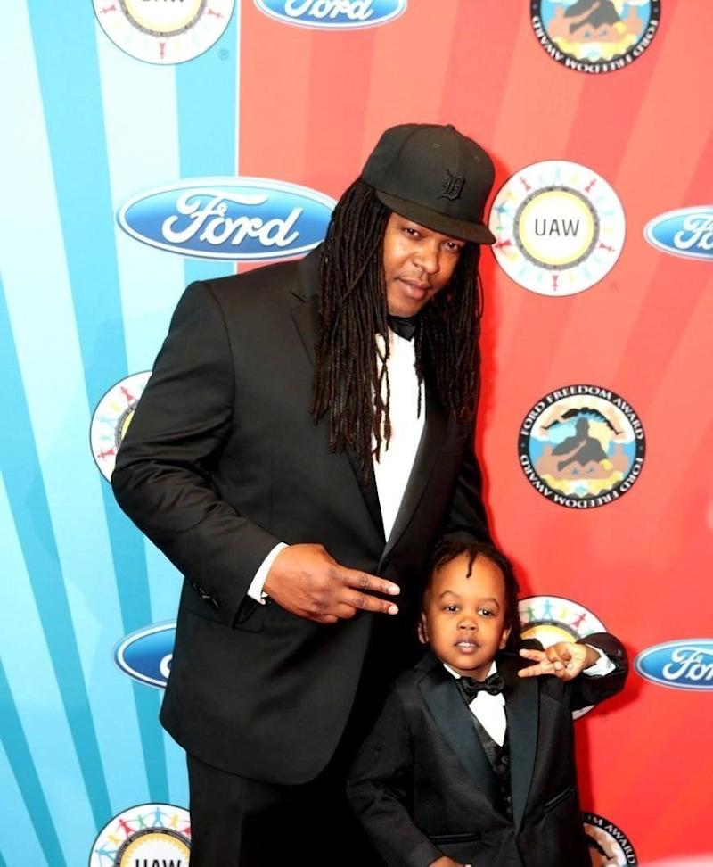 """""""The most rewarding thing for me has been the things that I learned from him about being a human and about empathy, compassion and really putting somebody before yourself."""" (Courtesy of Shaka Senghor)"""