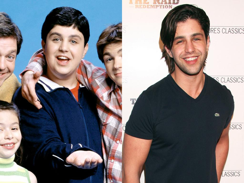 """Most recognized for his role on Nickelodeon's """"Drake and Josh"""" as the overweight, but lovable kid, Josh Peck has since shed the pounds and kept it off. Nowadays, the 25-year-old actor does a lot of voice work and has appeared in a few independent films."""