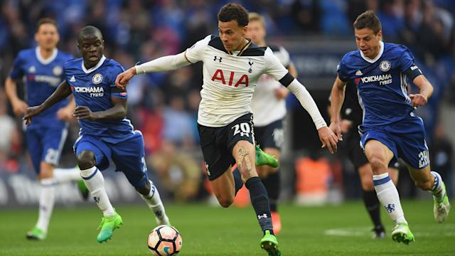 The ex-striker praised the Spurs man's contributions the season as he won the PFA Young Player of the Year award again