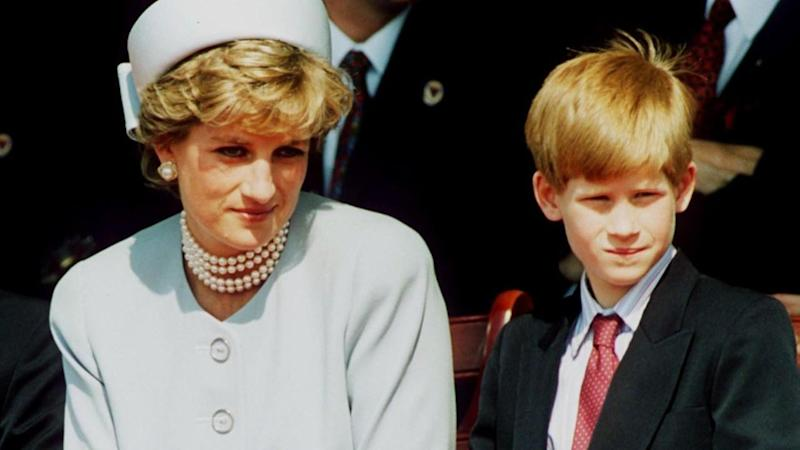 How Princess Diana Was a Parenting Role Model for Prince Harry