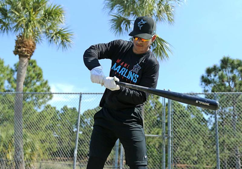 Victor Mesa Jr. continuing strong run in first year with Miami Marlins organization
