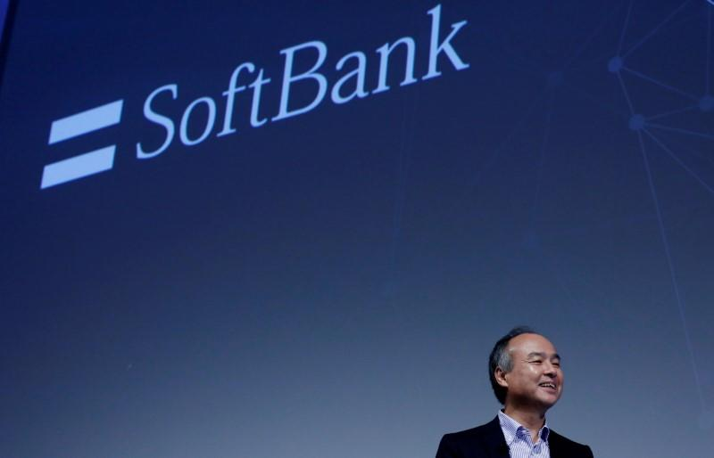 SoftBank Group Corp Chairman and CEO Masayoshi Son speaks at SoftBank World 2016 conference in Tokyo