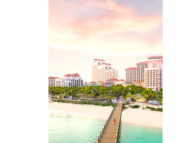 Your Guide to Planning a Three-Day Destination Wedding Weekend in the Bahamas