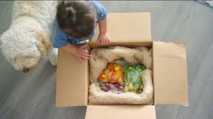 Now There's a Meal Kit Service for Babies