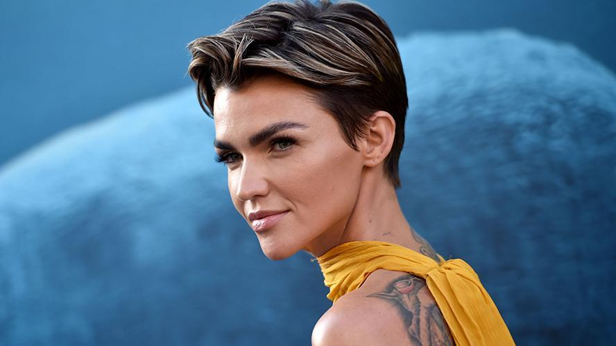 The CW has released the first official image of Ruby Rose as Batwoman