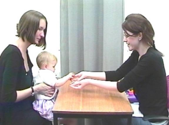 Babies of Blind Moms Excel in Vision Tests