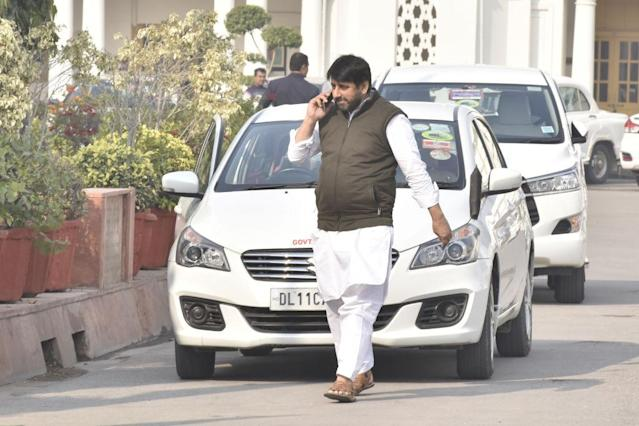 <strong>WINS </strong>against Braham Singh (BJP) from <strong>Okhla </strong>by 71,827 votes
