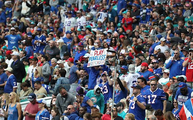 Where Bills stand in AFC playoff picture