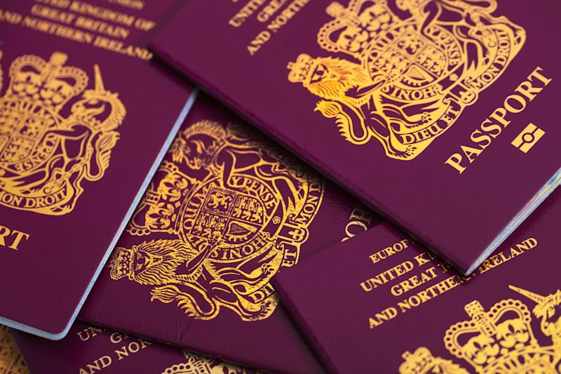 Good to go: applying for a passport can be stressful: istock/Getty