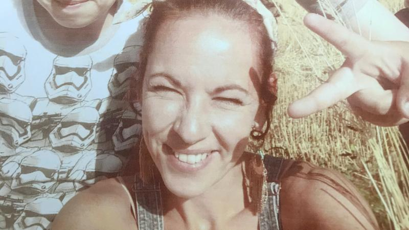 Tributes paid to tragic mother who went into sea to save her son