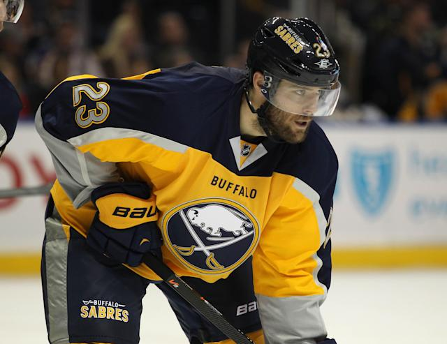 Ville Leino finally getting bought out by Buffalo Sabres, ending mutual nightmare
