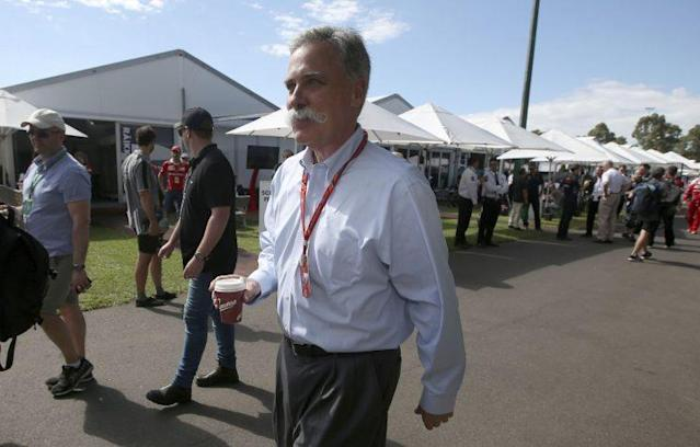 Chase for an audience: Liberty boss Chase Carey is well aware that F1 needs to change if its audience is not to shrink