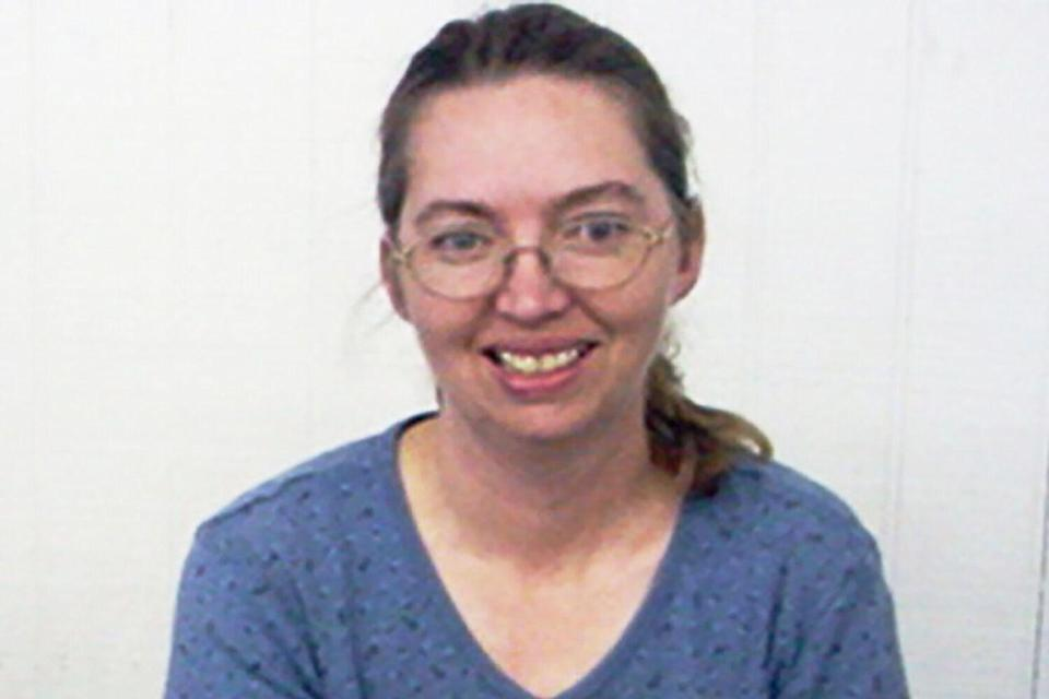 An undated photo of Lisa Montgomery prior to her arrest in 2004. Montgomery was the 11th person put to death by the Trump administration in a historically unprecedented execution spree.