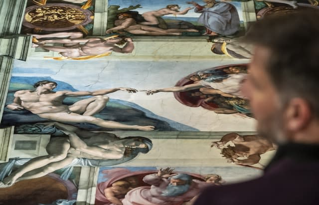 Michelangelo: A Different View exhibition