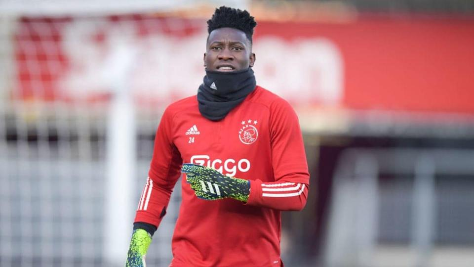 Andre Onana   BSR Agency/Getty Images