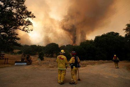 California: Thousands Evacuated After Mariposa Wildfire Doubles In Size To 45000 Acres