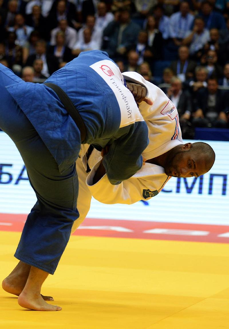 Judo - Seventh heaven for Riner