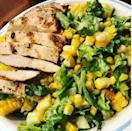"""<p>In Liz's experience, she realized that losing weight for the long haul requires education, <a href=""""https://www.popsugar.com/fitness/2-Week-Clean-Eating-Plan-39190722"""" class=""""link rapid-noclick-resp"""" rel=""""nofollow noopener"""" target=""""_blank"""" data-ylk=""""slk:planning"""">planning</a>, and <a href=""""https://www.popsugar.com/fitness/Weight-Loss-Tip-About-Consistency-44575030"""" class=""""link rapid-noclick-resp"""" rel=""""nofollow noopener"""" target=""""_blank"""" data-ylk=""""slk:consistency"""">consistency</a> - not a fad diet. In the past, Liz and her husband had tried premade food programs, such as NutriSystem. They'd lose a little weight, but were never really invested in it, and would still let loose on the weekends, while traveling, or when working late and under stress. They never committed to making a lifestyle change, which, Liz realized, is what it took.</p>"""