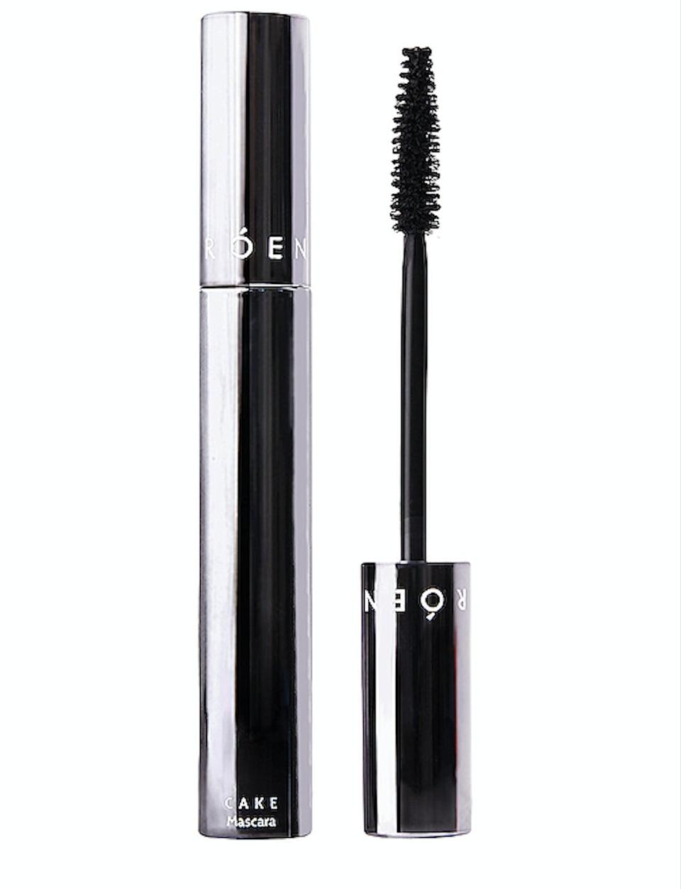 <p>Need volume and definition for your lashes without the clump? Look no further the <span>Roen Beauty CAKE Mascara</span> ($28) has got your back with hydrating ingredients such as olive oil.</p>