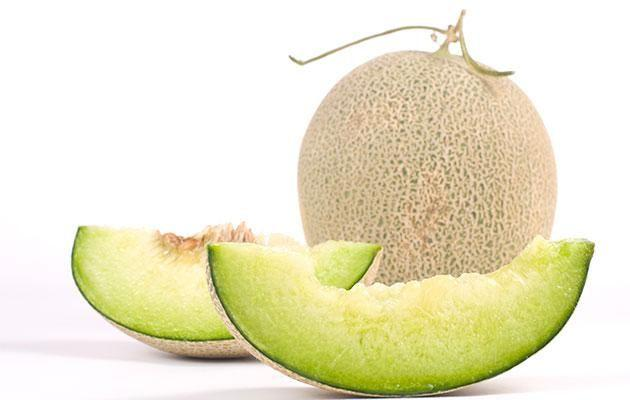 Keep melons in the pantry until ready to cut. Photo: Getty Images