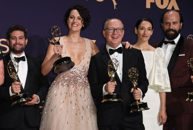 'Thrones' wins top drama Emmy as 'Fleabag' springs a surprise