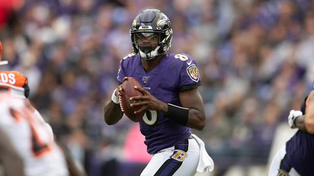 NFL Power Rankings, Week 6: The Ravens have built Lamar Jackson the perfect offense
